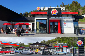 Burger King Håby