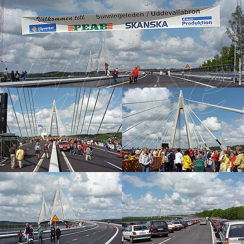 000519 Invigning av Uddevallabron